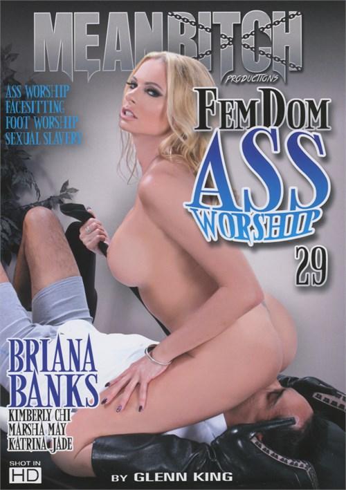 Brianna Banks, FemDom Ass Worship 29