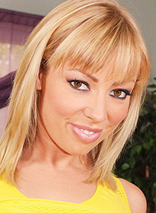 Lust Cinema – porn star Adrianna Nicole