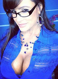 porn star Lisa Ann
