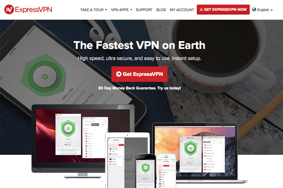 Find the Best VPN – – Express VPN