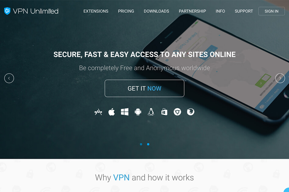 Find the Best VPN – VPN Unlimited