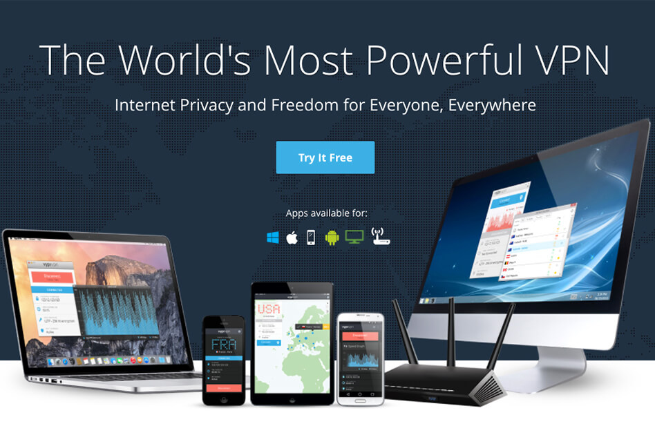 The best VPN to stay anonymous online
