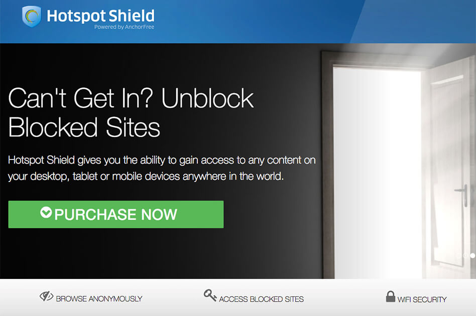 Find the Best VPN – Hotspot Shield