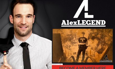Alex Legend launches new official website