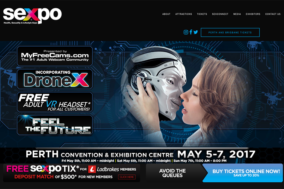 Adult industry stays on top of tech innovations
