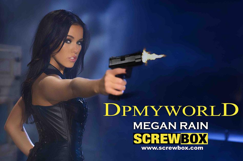 Screwbox.com unveils Megan Rain parody