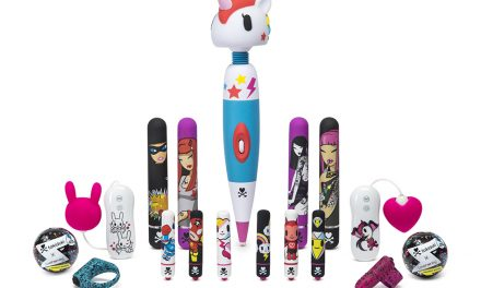 Calvista shipping tokidoki X Lovehoney now