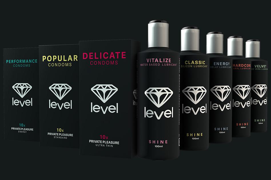 Level introduces Private Pleasure Condoms