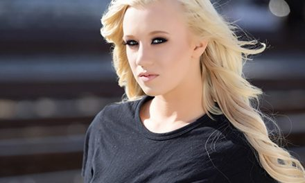 Bailey Brooke features in Hip Hop magazine