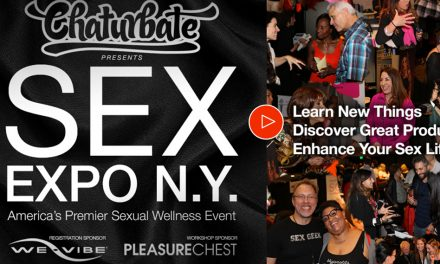 Chaturbate is presenting sponsor for Sex Expo NY