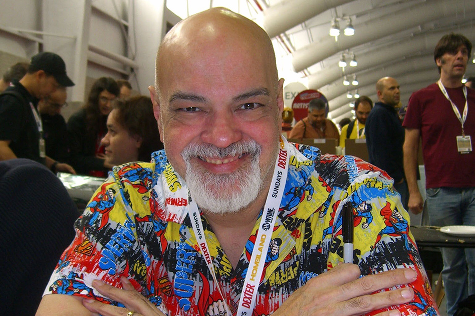 Comic book legend George Pérez interviewed by Monthly Fetish