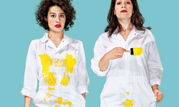 Lovehoney Broad City Pleasure Collection featured on BBC Worldwide