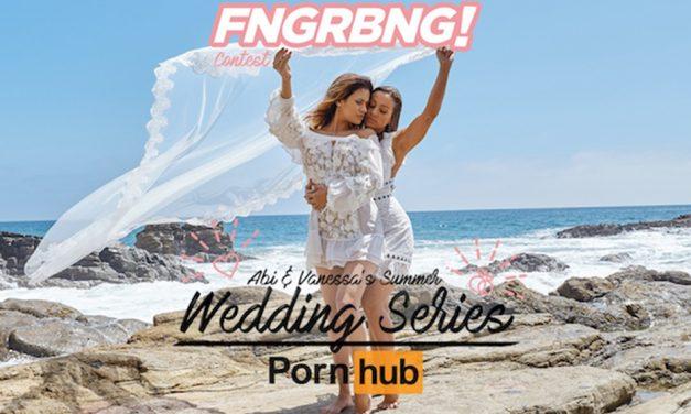 Pornhub Wedding Series contest winners
