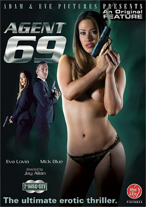 Adam & Eve 'Agent 69' DVD cover