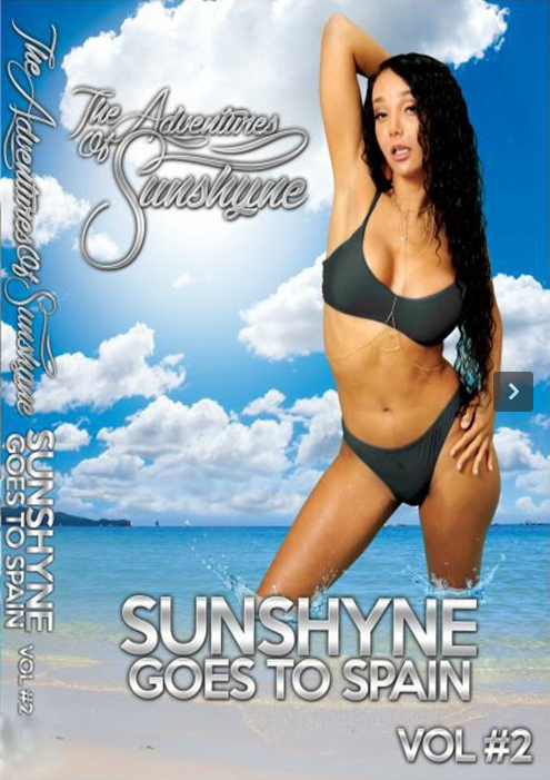 Sunshyne Goes to Spain Vol. 2 DVD cover