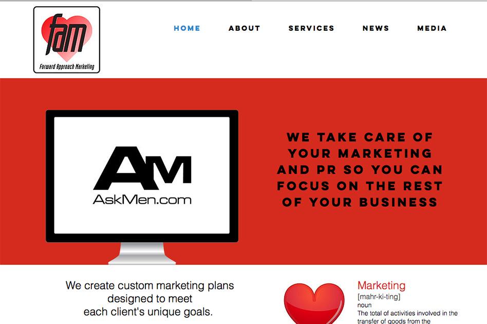 FineAss Marketing rebrands as Forward Approach Marketing