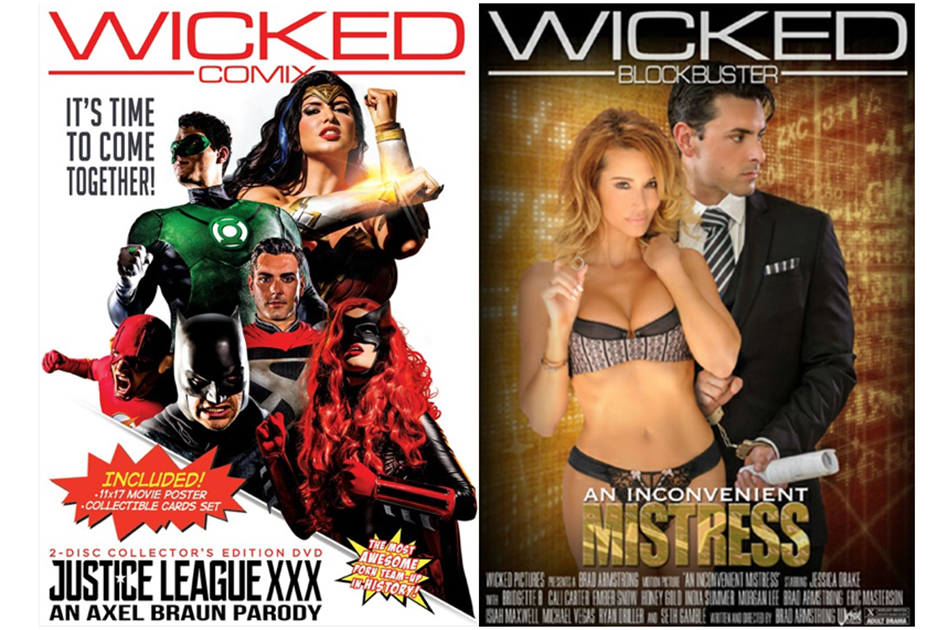 Axel Braun's Justice League XXX and An Inconvenient Mistress