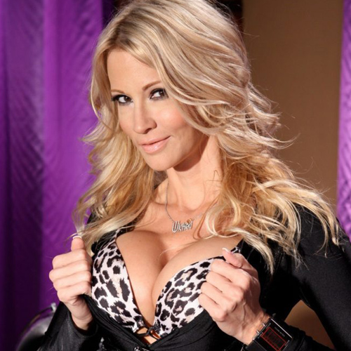 Adult superstar and exclusive Wicked Pictures' contract performer jessica drake