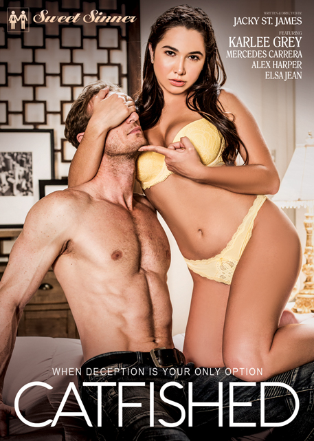 Catfished DVD cover by Sweet Sinner