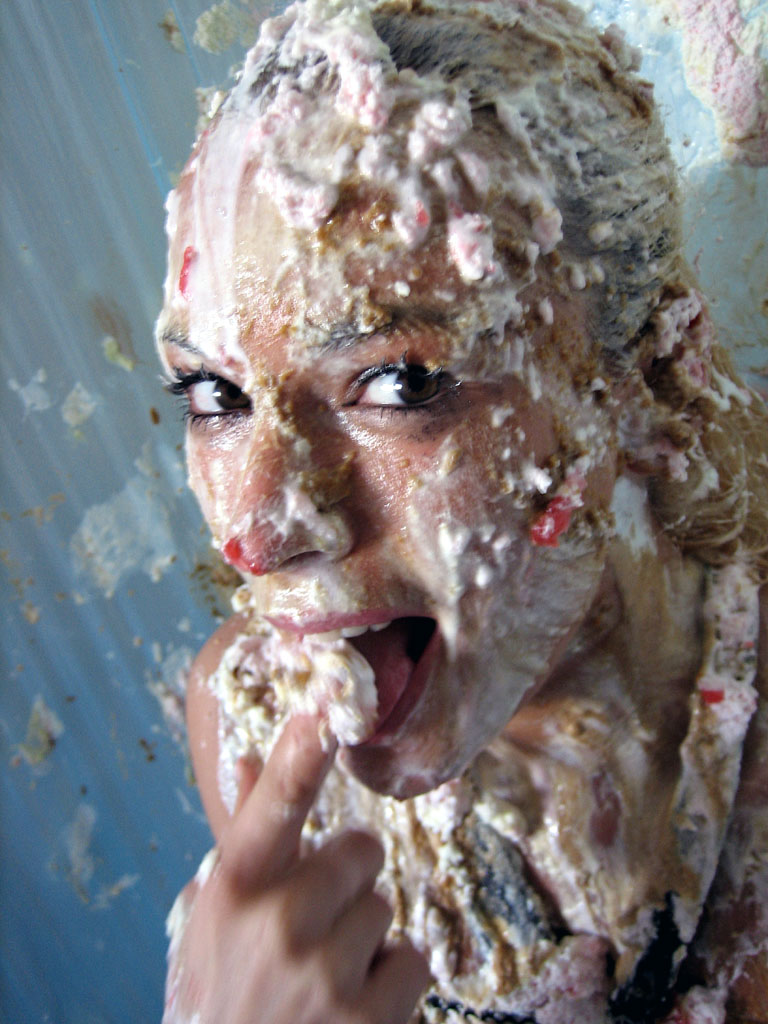 Monthly Fetish Educates Readers about the Wild World of Sploshing