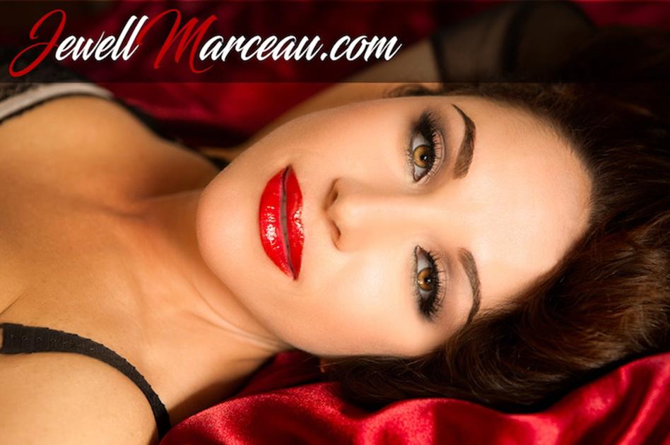 Jewell Marceau has new website design
