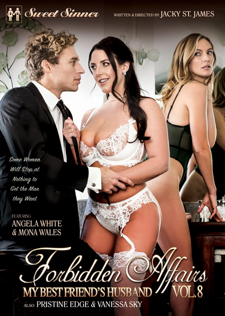 Angela White and Mona Wales