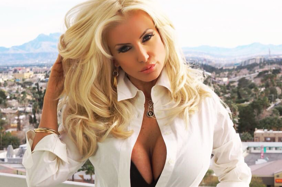 Brittany Andrews makes a cum back!