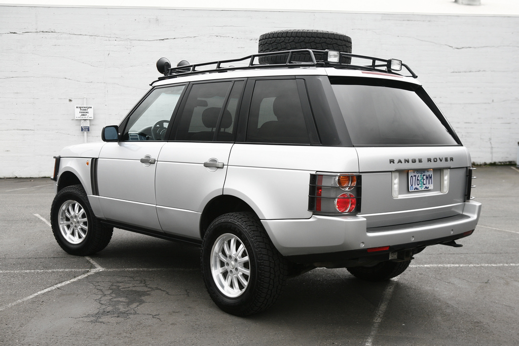 Range Rover Lifted >> fullfatrr.com - View topic - Any one got an L322 off road ...