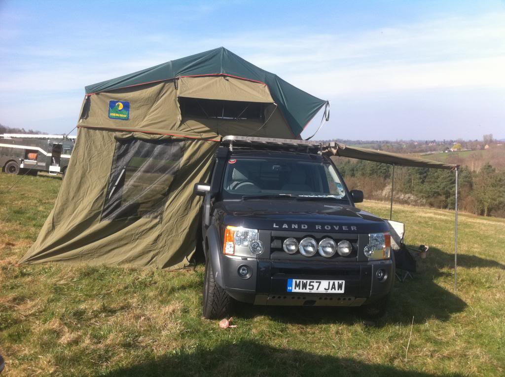 Click image to enlarge & DEFENDER2.NET - View topic - Which roof tent ?