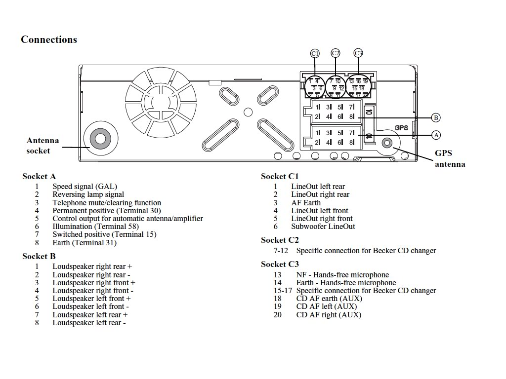 defender2 net view topic puma oem radio wiring diagram rh defender2 net Land Rover Discovery Land Rover Truck