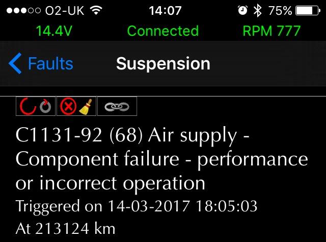 DISCO3 CO UK - View topic - Suspension fault c1131-92