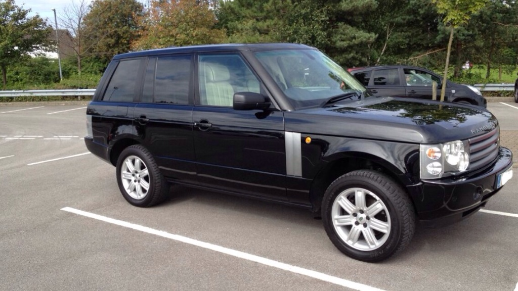 view topic sold 2005 range rover vogue. Black Bedroom Furniture Sets. Home Design Ideas