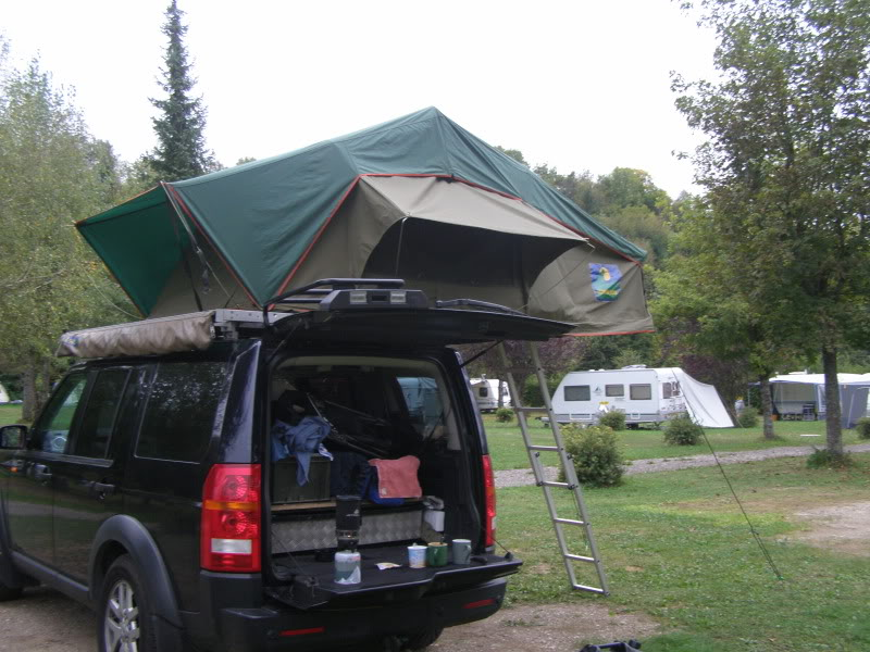 Click image to enlarge & DISCO3.CO.UK - View topic - Roof Tent Choices?