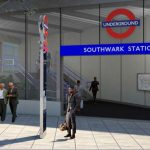 London Underground plans new entrance for Southwark tube station