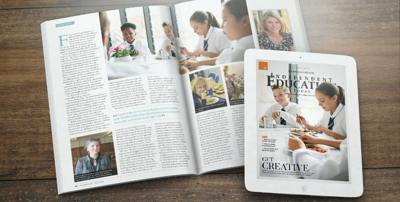 Independent Education Today: April issue