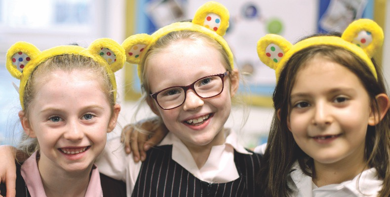 Fundraising provides a way to support the future provision of the school and also offers a way to give back to the local community