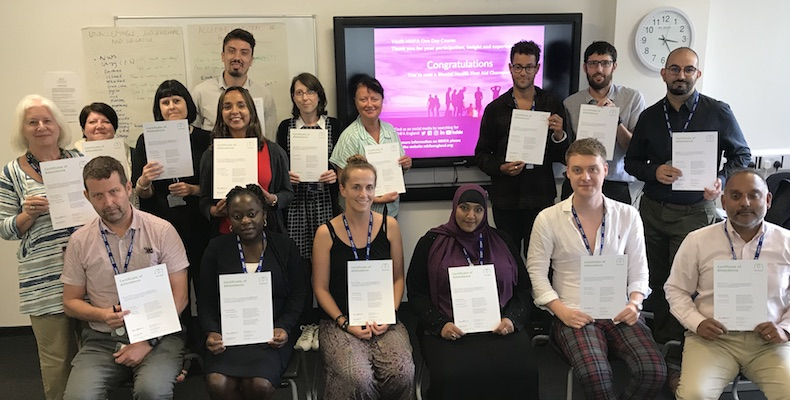 DLD-London-Staff-members-with-their-Mental-Health-First-Aid-certificates