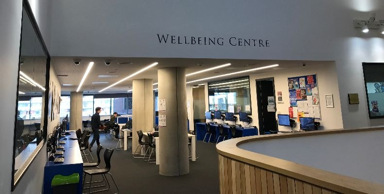 wellbeing centre