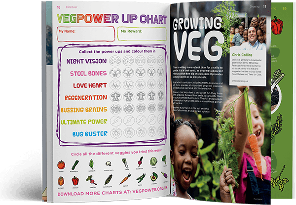 The Truly Epic Book of Veg Power