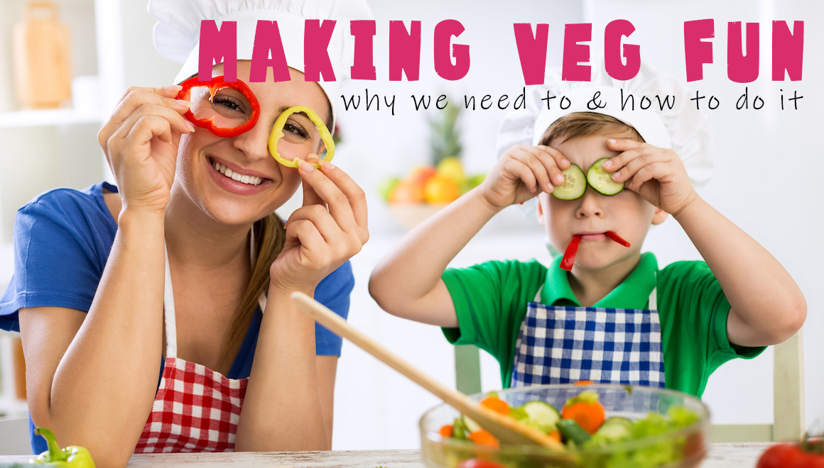 Making Veg Fun | Veg Power