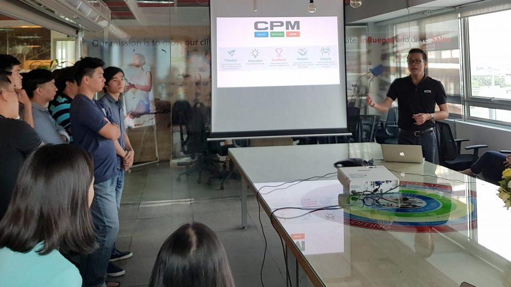 Spirit of CPM Vietnam