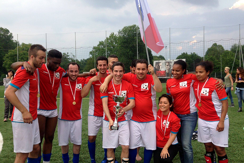 Tournoi de football CPM France