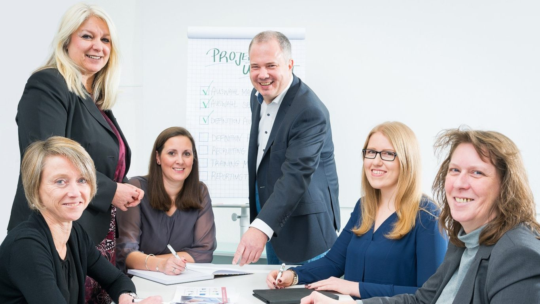 Unsere Menschen bei CPM - Contracted Sales Force Mitarbeiter