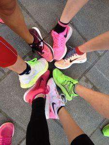 Nike Schuhe JP Morgan Lauf CPM Germany GmbH