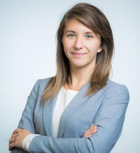 CPM Personalreferentin Kimberley Pauli