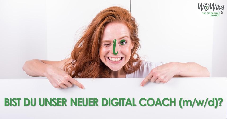Digital Coach WOWing