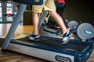 Home cardio machine treadmill