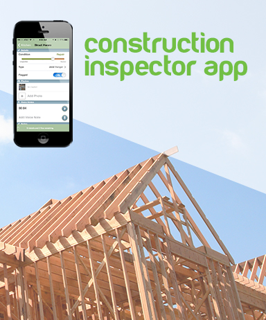 Imfuna Construction Inspector App for Residential and Commercial Property Surveyors