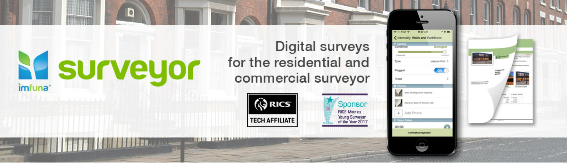 3ea1e1131fa0d3 Mobile surveying app for residential surveyors and commercial surveyors