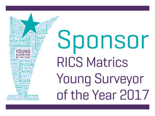 Imfuna sponsor the RICS Matrics Young Surveyor of the Year 2017 Award
